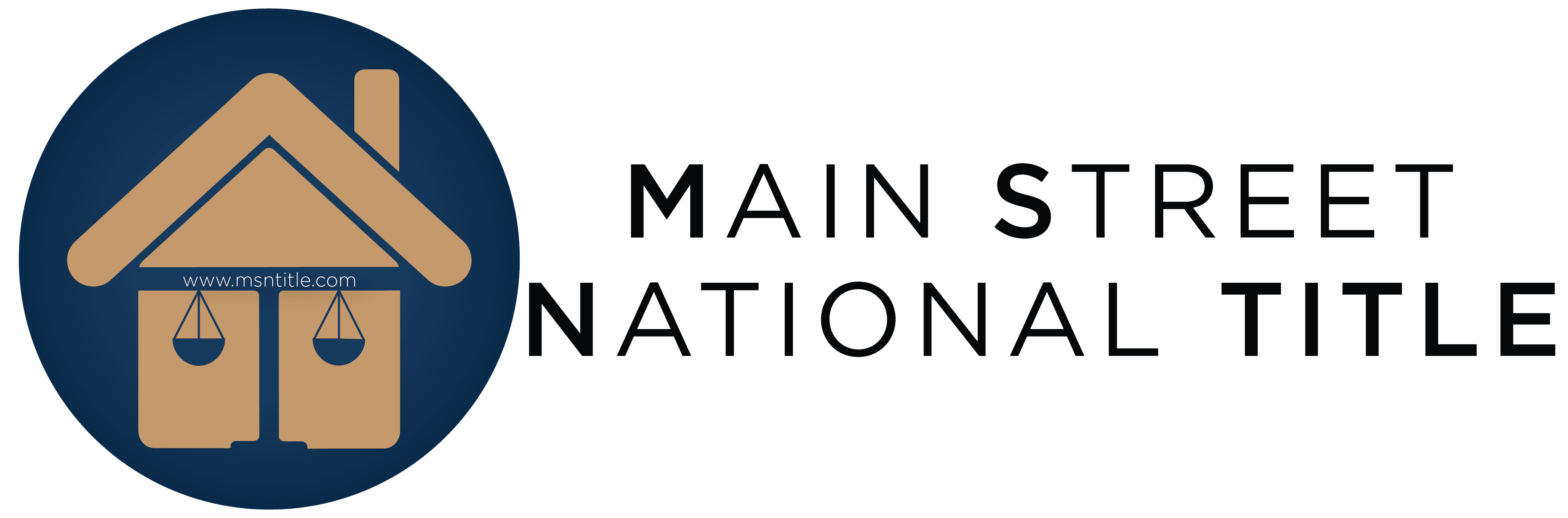Main Street National Title